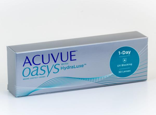 ACUVUE OASYS with HydraLuxe4
